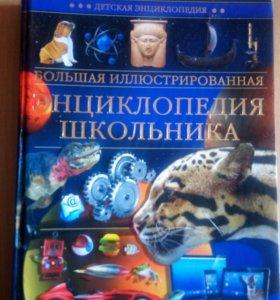 Большая энциклопедия школьника с красочными илл.
