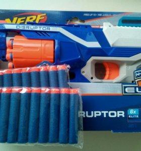 Игрушечный пистолет NERF