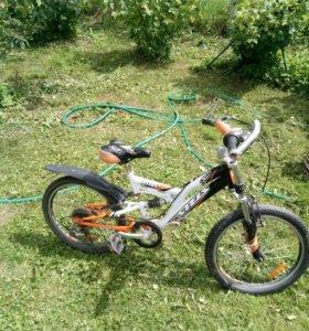 Велосипед 6-и скоросной