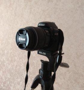 Фотоаппарат Nikon D 40