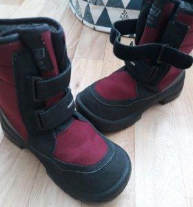 Зимняя обувь Куома р.33 бу
