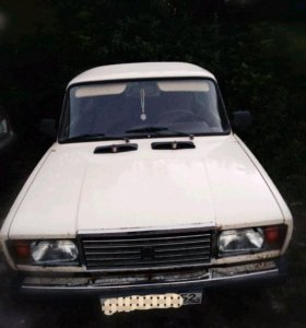 ВАЗ (Lada) 2107, 1993