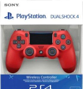 Новый запечатаный  джойстик на PS4 гарантия