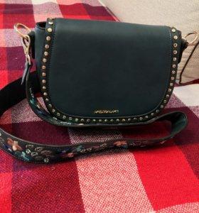Женская сумка на/через плечо