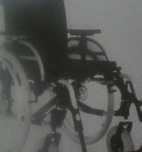 """Инвалидное кресло с ручным приводом """"СТАРТ"""""""