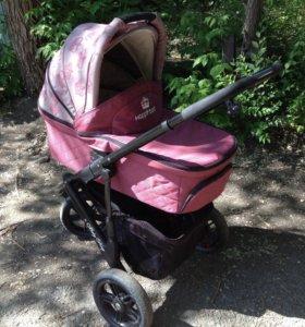Универсальная коляска Happy Baby Laura 3 в 1