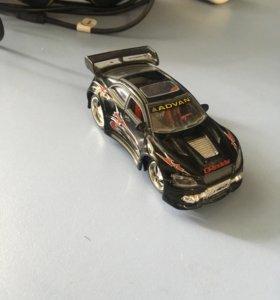 Игрушка машинка Toyota Altezza с подсветкой