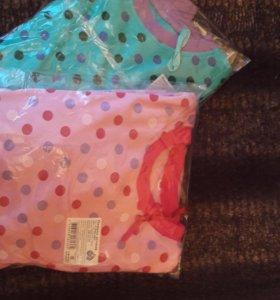 Новые детские пижамы
