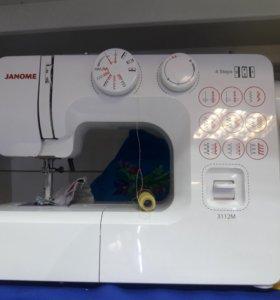 Швейная машинка Janome 3112M