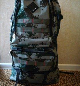 Рюкзак туристический новый