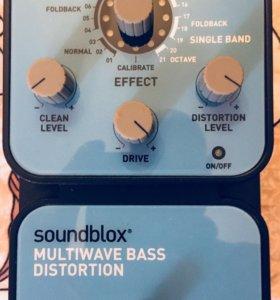 Басовый дисторшн Source Audio SA125