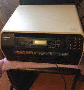 Продаю лазерный принтер Panasonic
