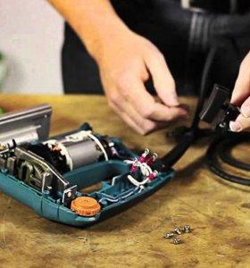 Ремонт оборудования, инструмента, бензотехники