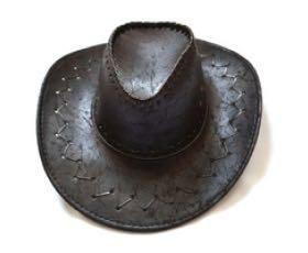 Шляпа ковбойская карнавальная