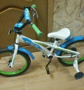 "Детский велосипед ""STELS PILOT 140"""