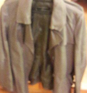 Кожаная куртка женская кожа мягкая хорошая