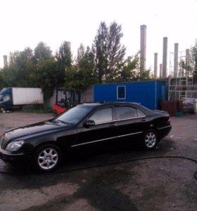 Mercedes-Benz S-Класс, 1999