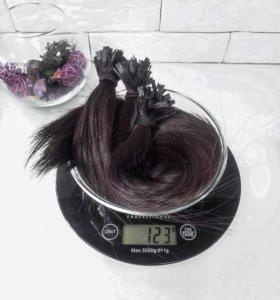 Волосы натуральные 200 капсул