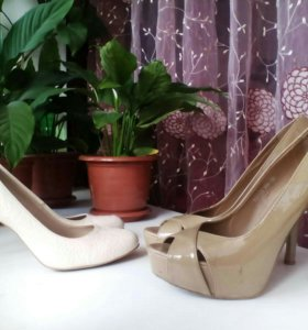 Туфли и босоножки 36 размер 8 пар