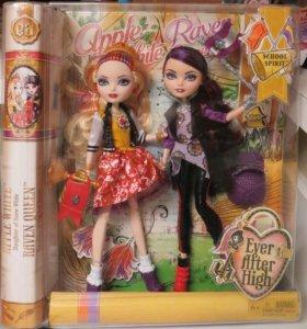 Набор из 2 кукол Эвер Афтер Хай Эппл Уайт и Рейвен