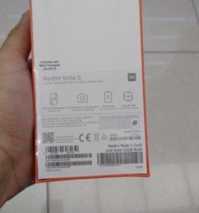 Xiaomi Redmi Note 5 3/32 Global золотой