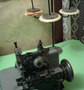Промышленные швейные машинки и оверлок