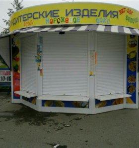 Киоск торговый 7 кв метром