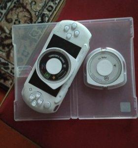 приставка PSP sony