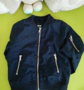 Куртка ветровка Hm
