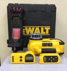 Лазерный нивелир DeWalt DW 079