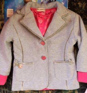 Трикотажный пиджак Artigli Италия