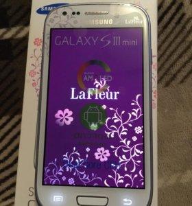 Телефон SAMSUNG Galaxy S3 mini La Fleur