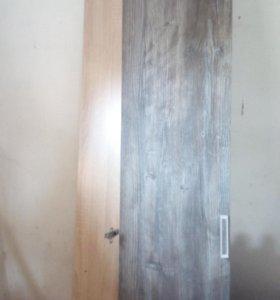 Шкаф угловой в