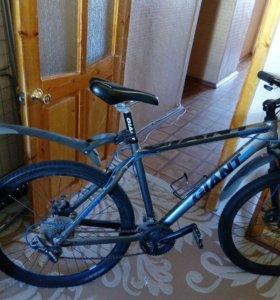 Велосипед GIANT RICON disc