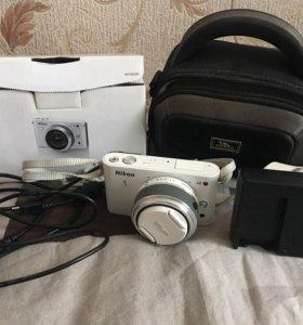 Фотоаппарат Nikon 1 J2.