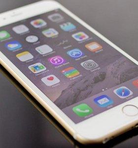 Защитная плёнка/стекло iPhone 6 Plus