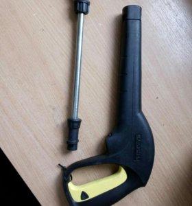 Пистолет для керхера с копьем