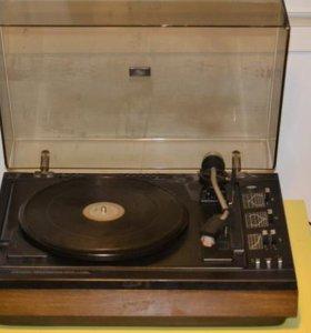 Электрофон Радиотехника 301 стерео