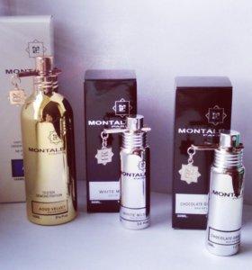 Туалетная вода Montale Aoud Velvet eau de parfum