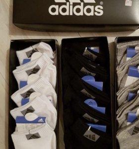 Носки, белые, коробка , 340