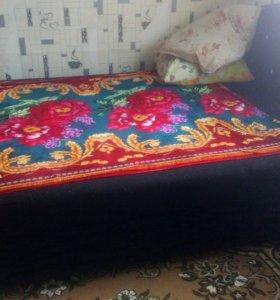 Продам новую кровать 2х стальную размер 150 на 195