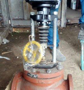 Запорно-регулирующий клапан ду125 25ч945нж