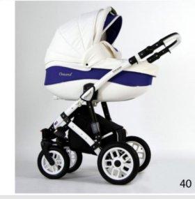 коляска детская Car-Baby