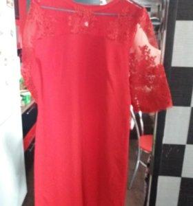 Платье размер 50-52 новое