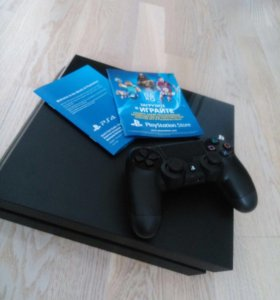 Sony PlayStation 4(PS4) 500GB/1TB + 10-15игр