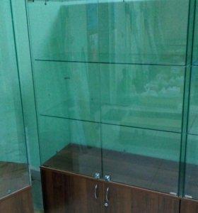Продам 2 витрины