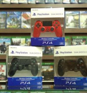 Джойстик PS4, Dualshock 4 v2 новый