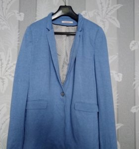 Тканевый пиджак
