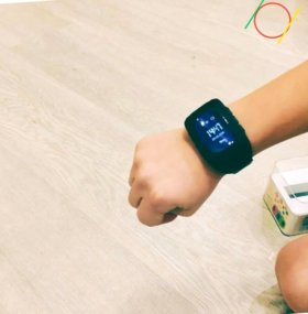 Smart Baby Watch Q50 с технической поддержкой