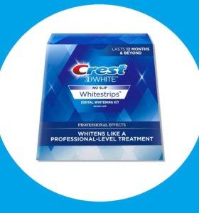 Полоски Crest Professional Effects Сочи купить